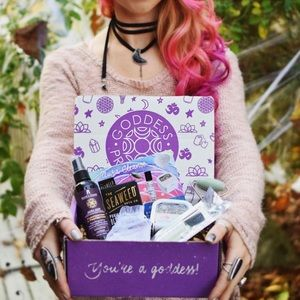 Goddess Provisions Other - Goddess Provisions box items spiritual witch